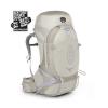 Osprey Women's Aura Ag 65 Backpack, Silver Streak