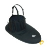 Seals Adventurer Sprayskirt, 2.2, Black