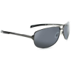 optic Nerve One Siege Sunglasses, Gunmetal/smoke
