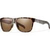 Smith Lowdown Sunglasses, Tortoise/polarized Brown