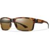 Smith Dolen Sunglasses, Havana/polarized Brown