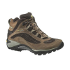 Merrell Women's Siren Wp Mid Leather Hiking Boots, Brown