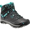 Keen Womens Saltzman Waterproof Mid Hiking Boots