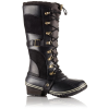 sorel Women's Conquest Carly Winter Boots, Black