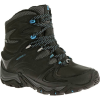 Merrell Women's Polarand 8 Waterproof Hiking Boots, Black