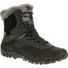 Merrell Womens Fluorecein Shell 8 Waterproof Winter Boots, Black