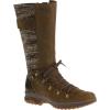 Merrell Womens Eventyr Peak Waterproof Boots, Dark Earth