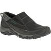 Merrell Women's Polarand Rove Moc Waterproof Winter Shoes, Black