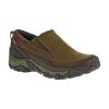 merrell Women's Polarand Rove Moc Waterproof Winter Shoes, Black/slate