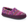 Acorn Women's Moc Slippers, Magenta Cable