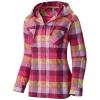 Mountain Hardwear Womens Stretchstone(TM) Long-Sleeve Flannel