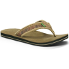 Sanuk Mens Fraid So Flip Flops