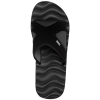 Reef Mens Swellular Slide Flip-Flops, Black