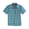 Ems Men's Journey Plaid Shirt, S/s