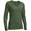 Ems Womens Vital Long-Sleeve V-Neck Tee