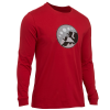 Ems Mens Phased Out Long Sleeve Tee