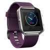 Fitbit Blaze Fitness Watch - Plum, Large