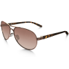 Oakley Womens Feedback Sunglasses, Rose Gold