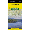 photo: National Geographic Catskill Park Trail Map