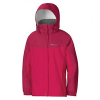 photo: Marmot Girls' PreCip Jacket