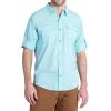 photo: ExOfficio Men's BugsAway Halo Check Long-Sleeve Shirt