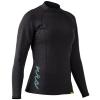 photo: NRS Women's HydroSkin 0.5 Shirt - L/S