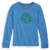 Ems Boys' Techwick Vital North Star Long-Sleeve Graphic Tee - Size YOUTH M