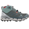 Adidas Women's Terrex Fast Mid Gtx Surround Hiking, Trail Running Shoes - Size 6