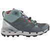 Adidas Women's Terrex Fast Mid Gtx Surround Hiking, Trail Running Shoes - Size 6.5