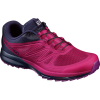 Salomon Women's Sense Pro 2 Trail Running Shoes, Sangria/evening Blue/grape - Size 6