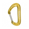 Camp Nano 22 Carabiner, Yellow