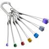 Black Diamond Stopper Set Classic #5-11 Stoppers, Multi
