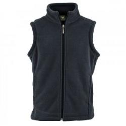 White Sierra Sierra Mountain Fleece Mid-Layer Vest (Kids')