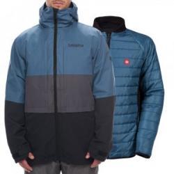 686 Smarty 3-in-1 Form Snowboard Jacket (Men's)