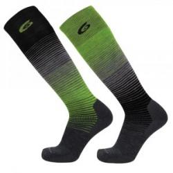 Point6 Rise Medium Snowboard Sock (Men's)
