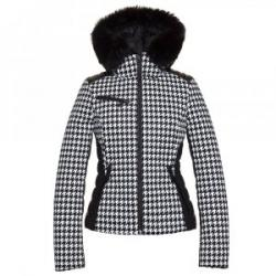 Goldbergh Kate Down Ski Jacket with Real Fur (Women's)