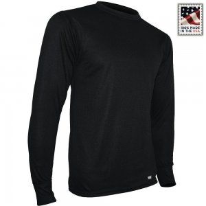 Polarmax Double Layer Crew Baselayer Top (Men's)