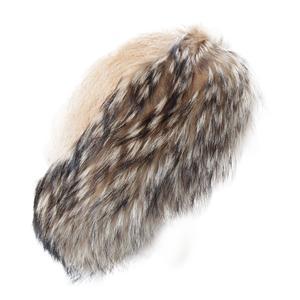 Peter Glenn Beaver Hat with Finn Raccoon Fur (Women's)