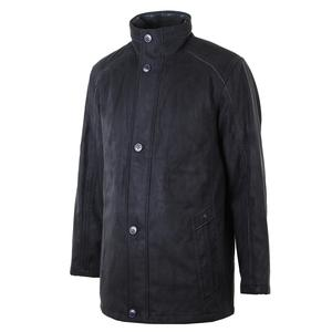 Bugatchi Ultra Suede Zip Coat (Men's)