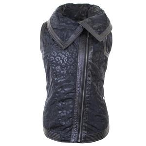Montanaco Leopard Vest (Women's)