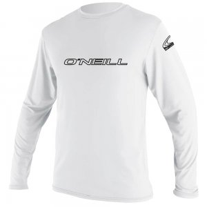 O'Neill Basic Long Sleeve Rash T-Shirt (Men's)