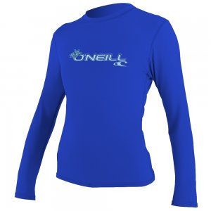 O'Neill Basic Long Sleeve Rash T-Shirt (Women's)