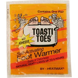 Hot Hands Toasti Toes Toe Warmers