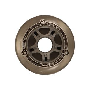 K2 84mm Inline Skate Wheel 4-Pack