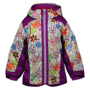 Snow Dragons Kissable Ski Jacket (Little Girls')