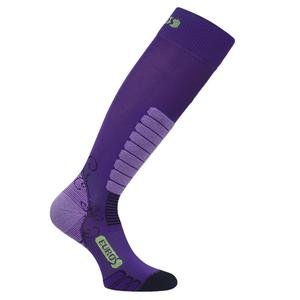 Euro Socks Sweet Silver Ski Sock (Women's)