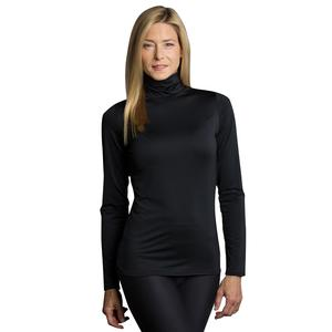 Snow Angel Cybersilk Baselayer Turtleneck Top (Women's)