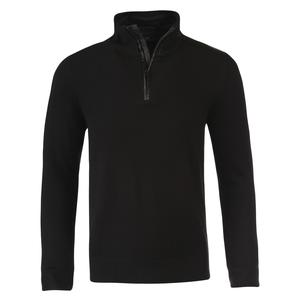 Bugatchi Half Zip Mock Sweater (Men's)
