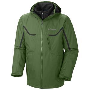 Columbia Whirlibird Interchange Big 3-in-1 Ski Jacket (Men's)