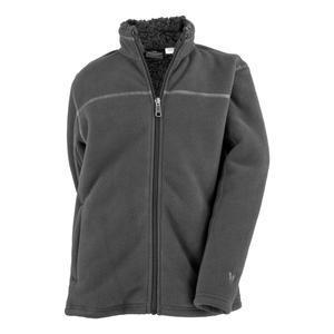 White Sierra Double Bond Fleece Jacket (Boys')